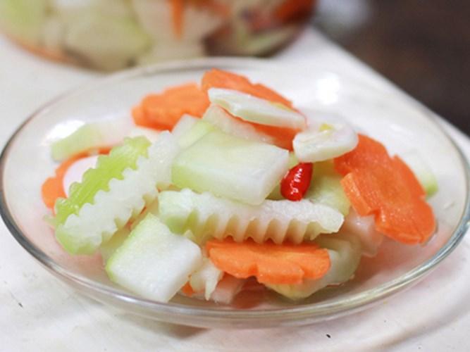 cách làm dưa món su hào cà rốt-3