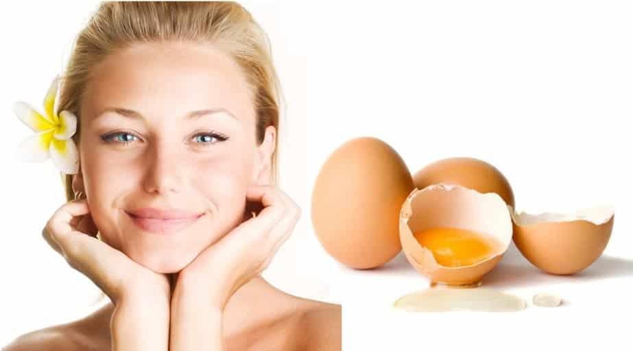 Mặt nạ lòng đỏ trứng gà có tác dụng gì