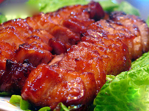 Thịt mông rán tẩm ướp mật ong-2