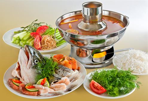 Nguyên liệu cách nấu lẩu cá biển-6