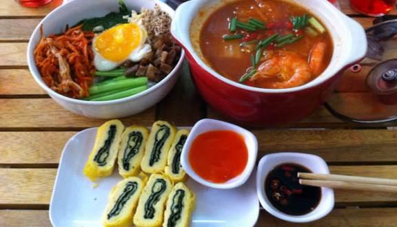 Quán ăn Hàn Quốc ở Đà Nẵng - 1