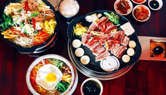 Quán ăn Hàn Quốc ở Đà Nẵng - 3