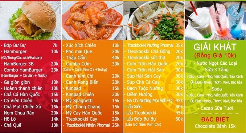 Quán ăn Hàn Quốc ở Đà Nẵng - 4