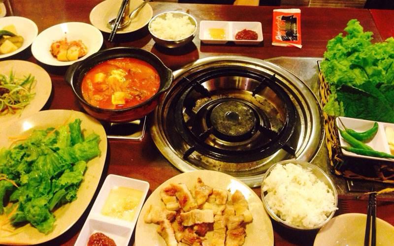 Quán ăn Hàn Quốc ở Đà Nẵng - 8