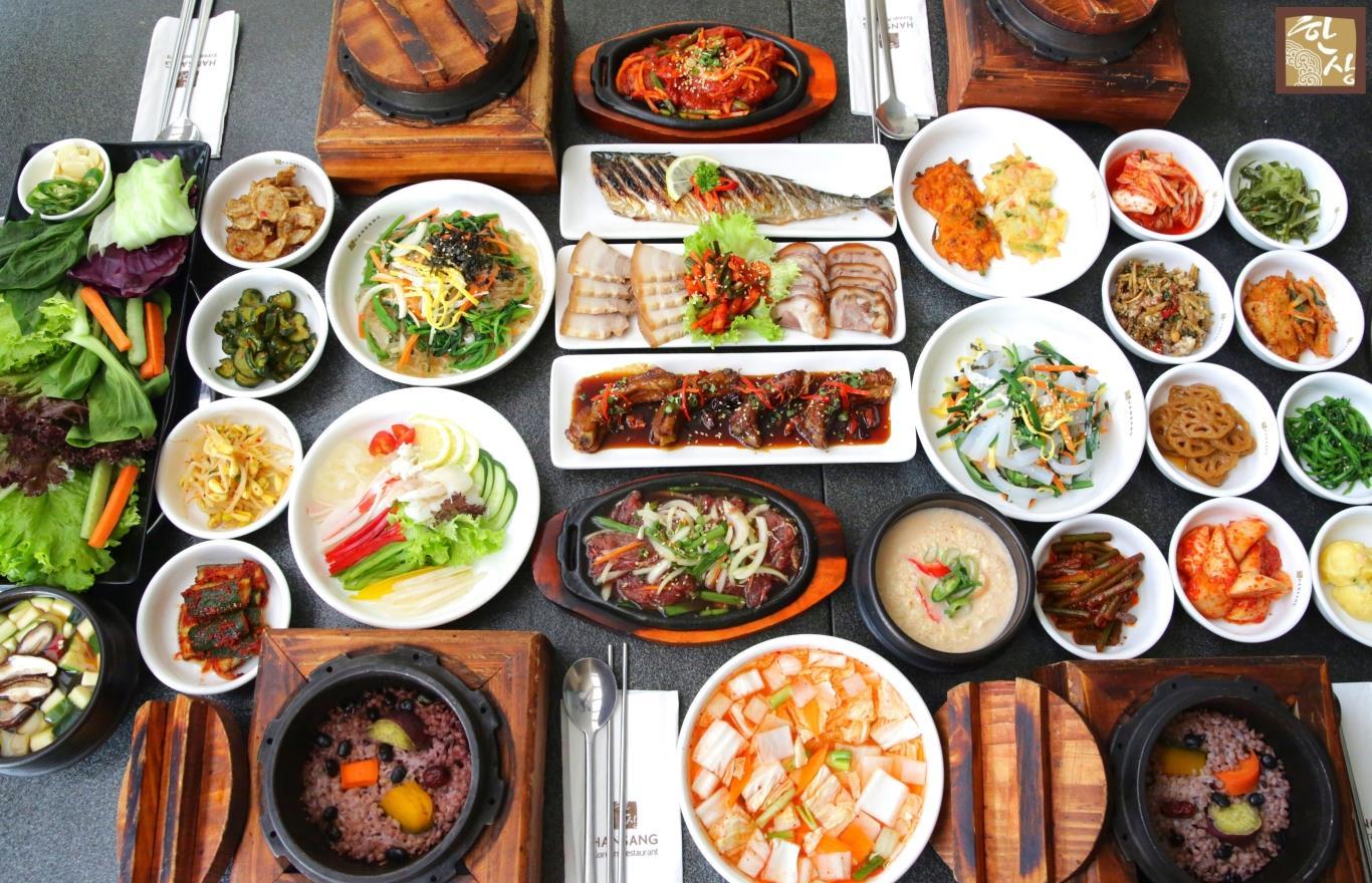 Quán ăn Hàn Quốc ở Đà Nẵng