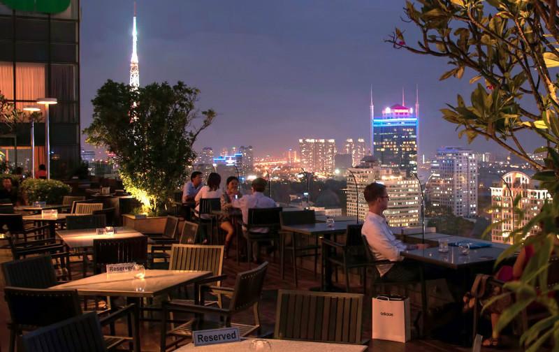 Nhà hàng Shri-Quán ăn lãng mạn cho 2 người ở Sài Gòn