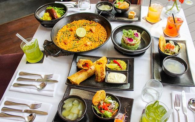 Nhà hàng Shri-Quán ăn lãng mạn cho 2 người ở Sài Gòn-2