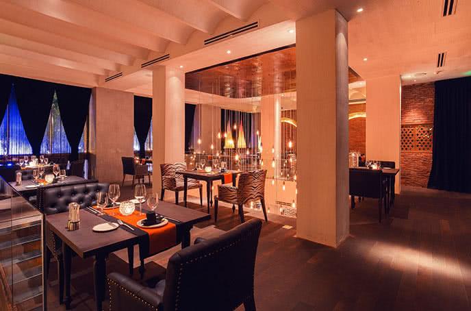 Muse Dining & Grill-Quán ăn lãng mạn cho 2 người ở Sài Gòn