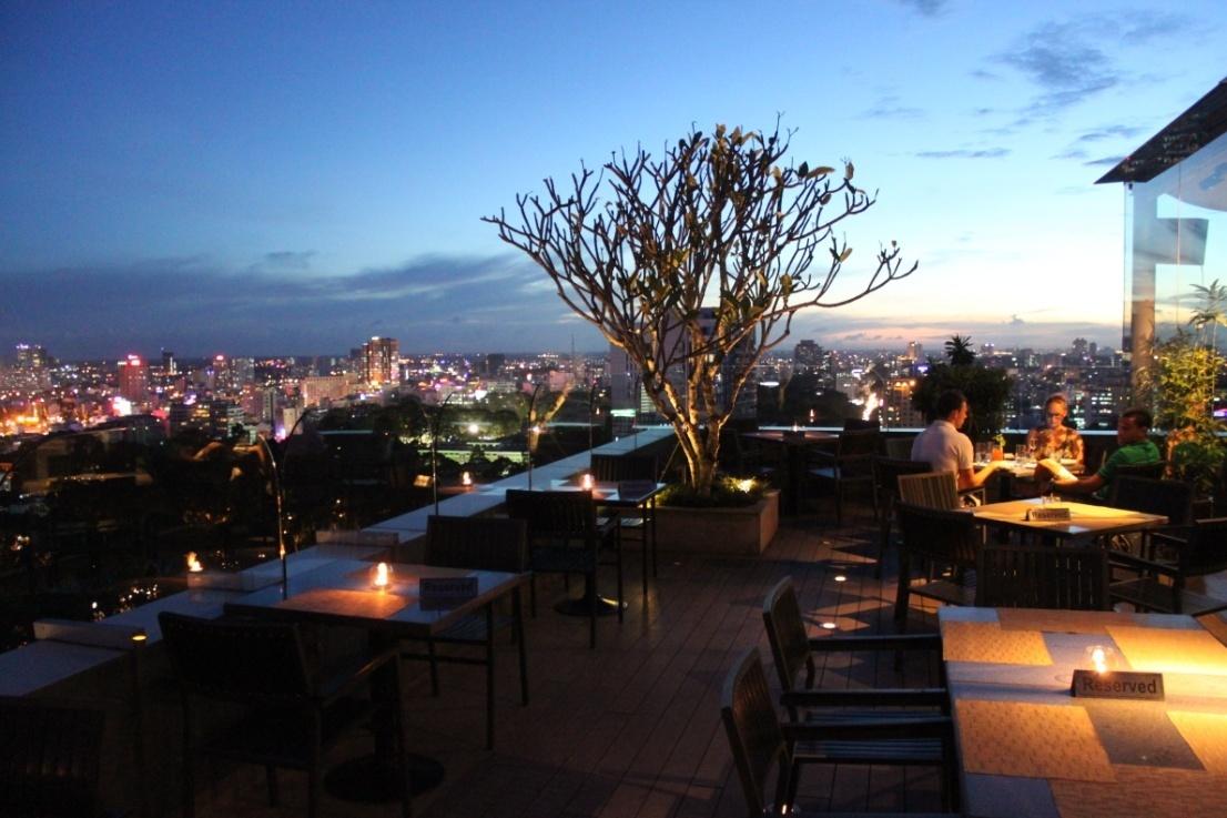 Quán ăn lãng mạn cho 2 người ở Sài Gòn