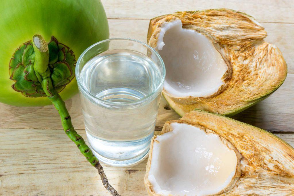 uống nước dừa có mập không 1