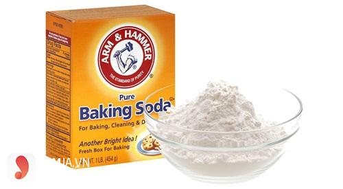 Cách làm se khít lỗ chân lông bằng baking soda