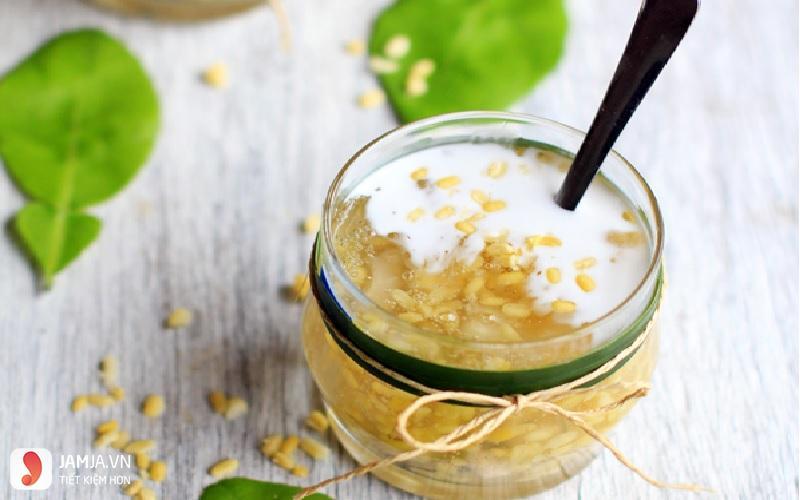 Chè bưởi nước cốt dừa thơm ngon bổ dưỡng dễ làm-1
