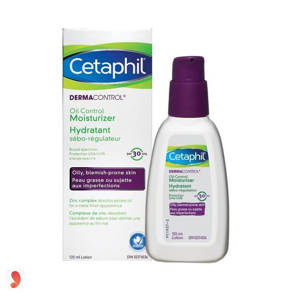 Cetaphil Oil Control Moisturizer SPF30