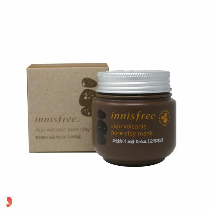 Dòng sản phẩm Innisfree Jeju Vocanic