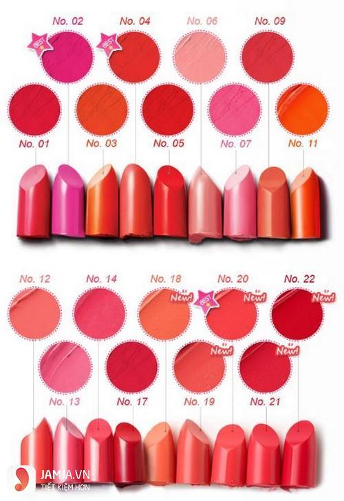 Son Innisfree Creamy Tint Lipstick #3
