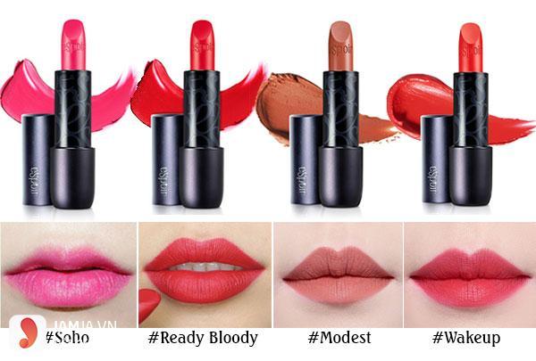 Espoir Lipstick No Wear Soho