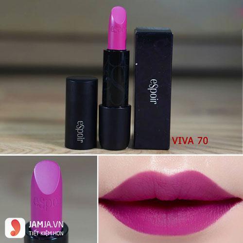 Espoir Lipstick No Wear Viva70