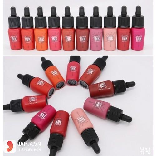 Son PeriPera Ink Velvet 11 Spring Orange
