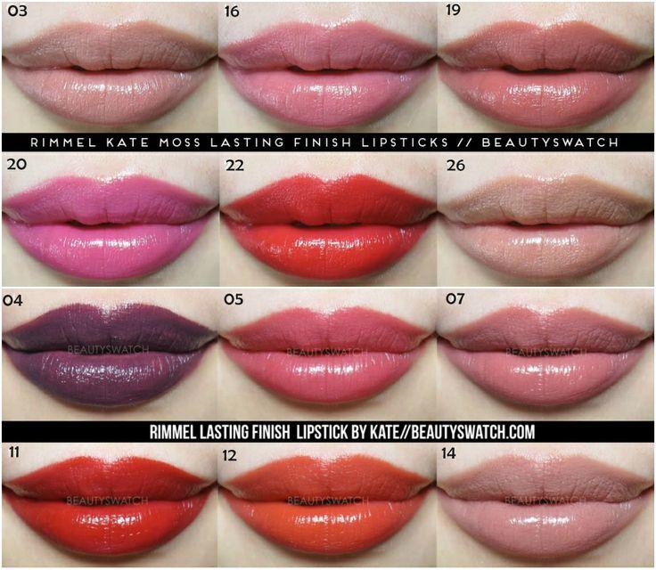 Review son Rimel Kate Moss Lipstick-2