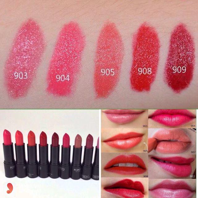 Kiko Smart Lipstick #901