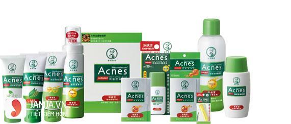 bộ sản phẩm Acnes gồm những gì-5