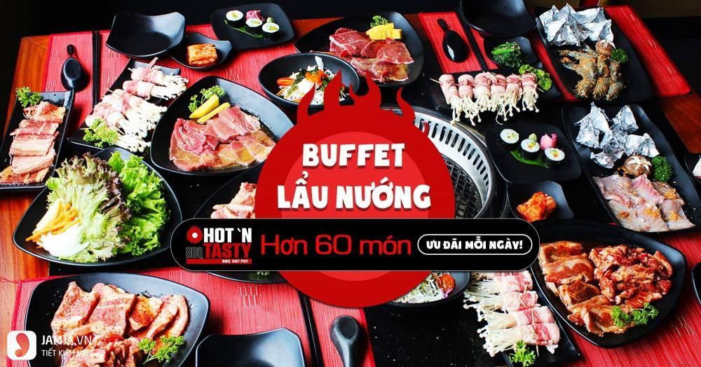 Buffet lẩu nướng Hà Nội - 13