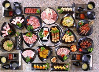 Buffet lẩu nướng Hà Nội