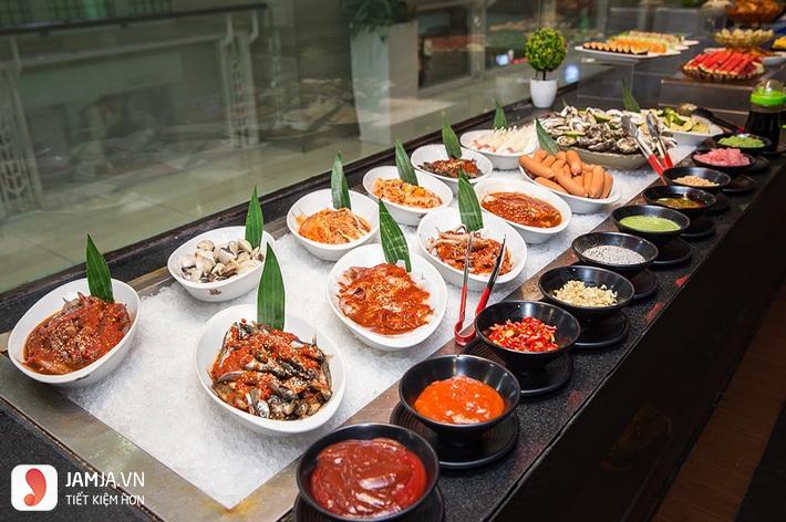 Buffet lẩu nướng Hà Nội - 5