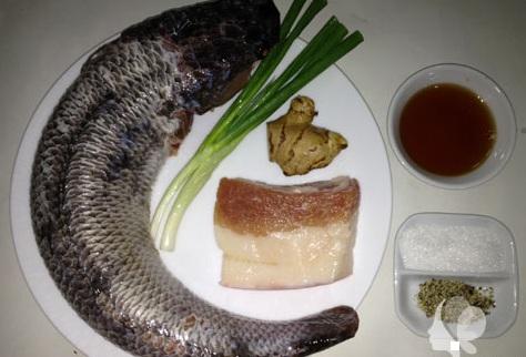 Cá lóc kho tộ miền Trung-4