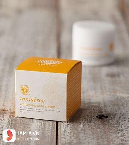 Innisfree White Pore Cream