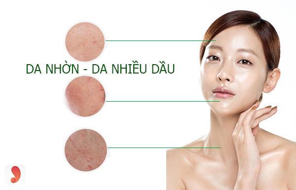 các loại mỹ phẩm trang điểm dành cho da nhờn -2