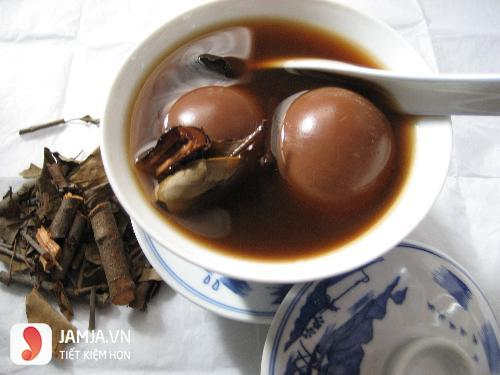 các món chè ngon ở Sài Gòn-chè trà trứng gà-2