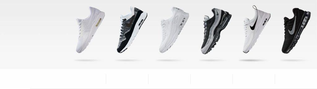 Các thương hiệu giày nổi tiếng trên thế giới - nike
