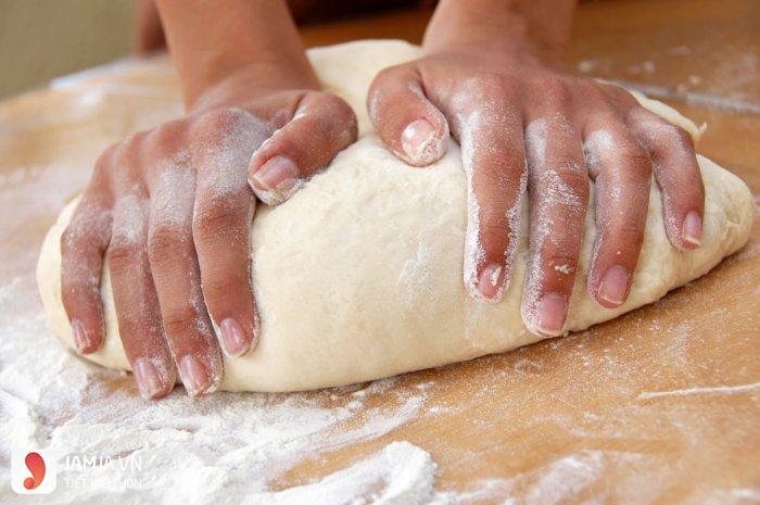 Cách làm bánh bột mì hấp - 2