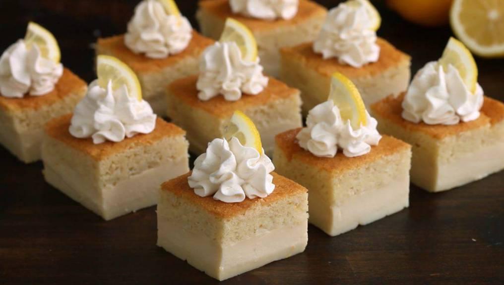 Cách làm bánh từ bột kem béo thơm ngậy sữa