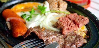 Cách làm bò bít tết bằng chảo