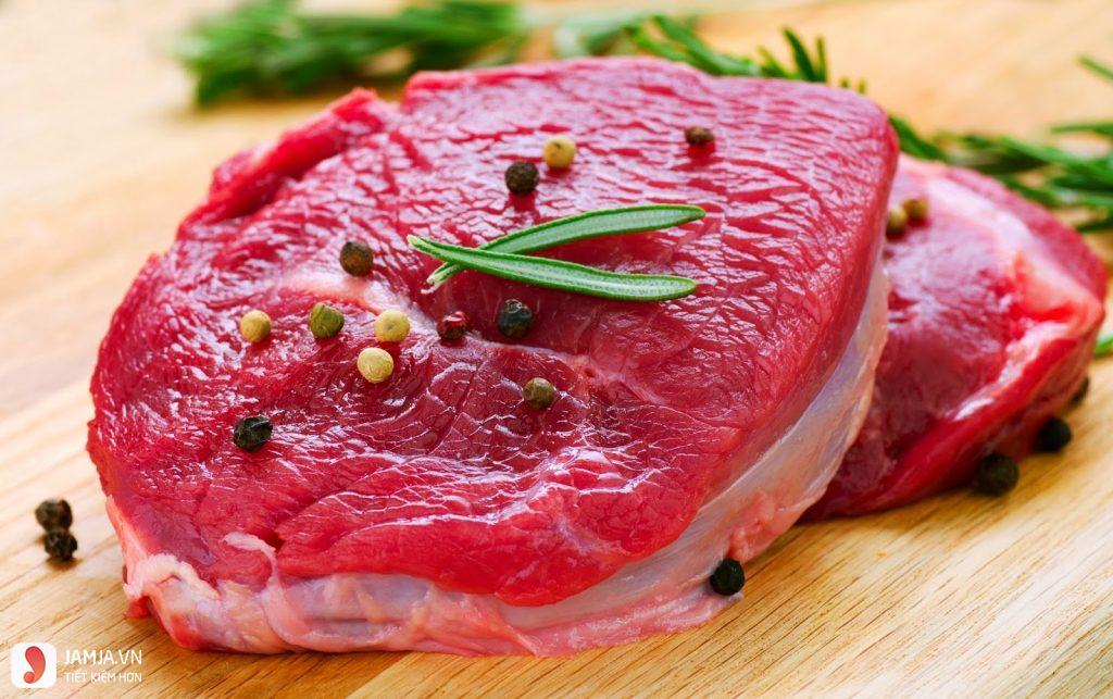 Cách làm bò bít tết bằng chảo-1