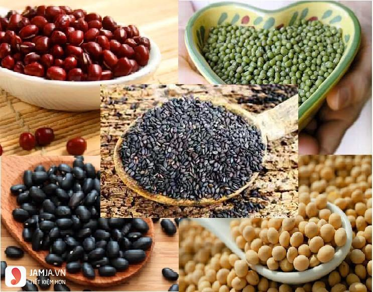 cách làm bột ngũ cốc tăng vòng 1-4