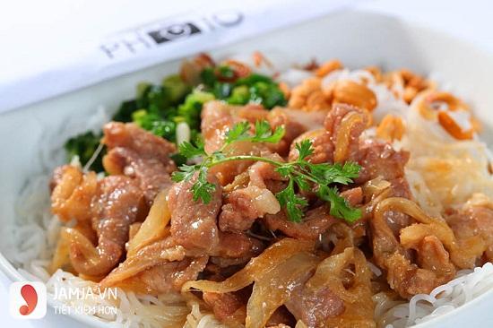 Cách làm bún xào thịt heo ngũ vị hương-4