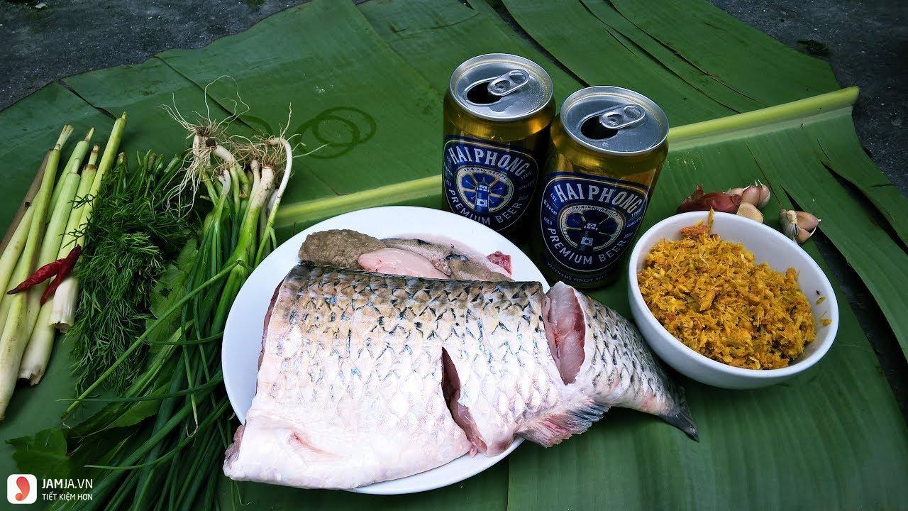 cách nấu cá hấp bia-2