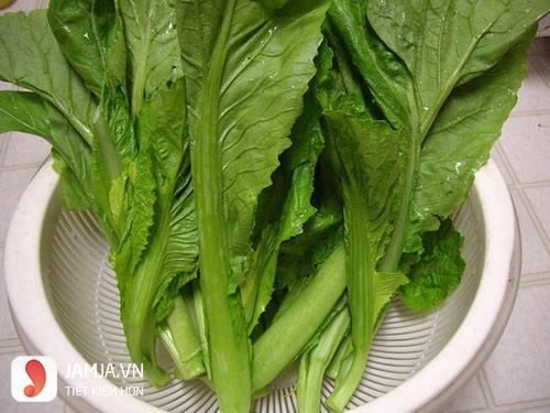 Bí quyết cách làm dưa cải chua ngọt1