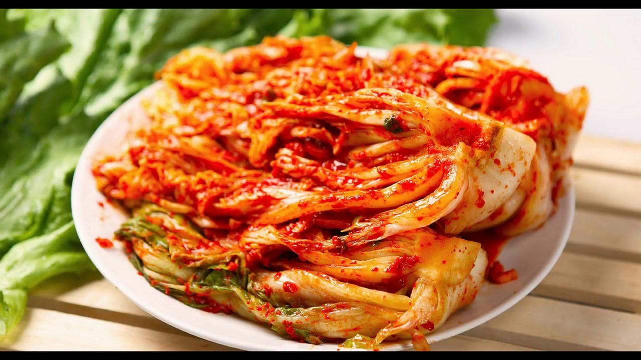 Cách làm kim chi cải thảo chua ngọt