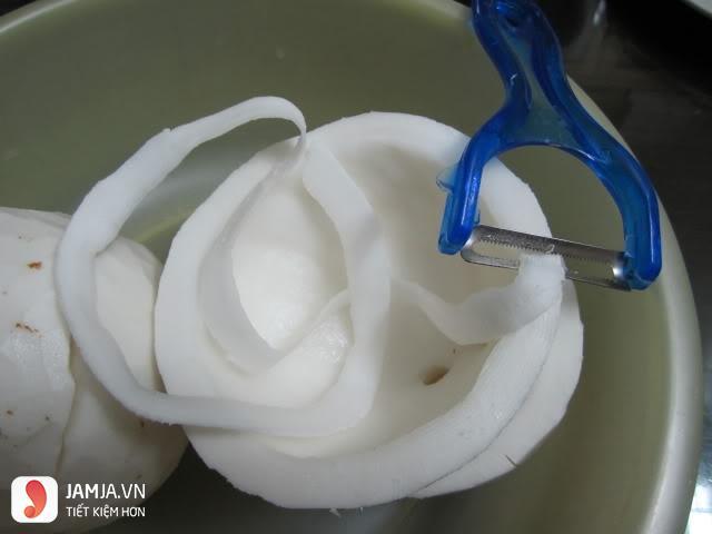 Cách làm mứt dừa sữa ông thọ-1