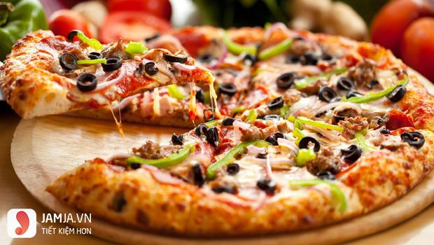 Cách làm pizza bằng nồi cơm điện-4