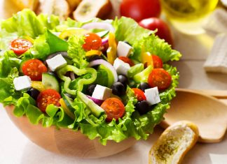 cách làm salad rau trộn đơn giản