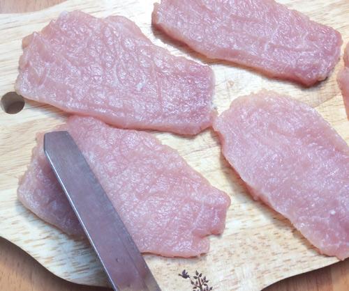 Cách làm thịt rán tẩm bột chiên xù-1