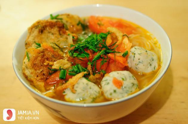 cách nấu bún chả cá Đà Nẵng-5