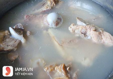 cách nấu lẩu bò nấm của người bắc-3