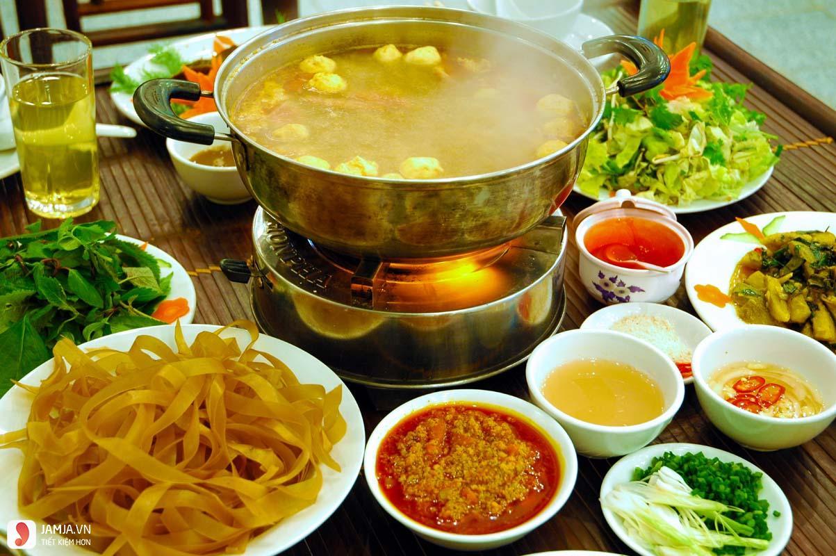 Cách nấu lẩu cua đồng Hải Phòng-1