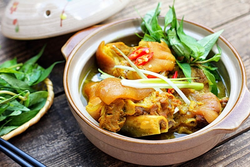 Đôi nét về ẩm thực miền Trung-1
